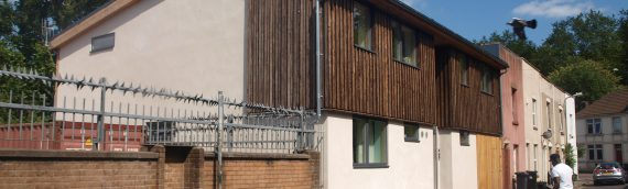 3 New Super Low Energy homes in Bedminster