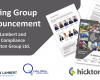 Morgan Lambert and Qualitas Compliance join Hickton Group Ltd