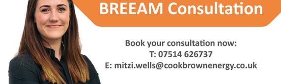 Complimentary BREEAM Consultation